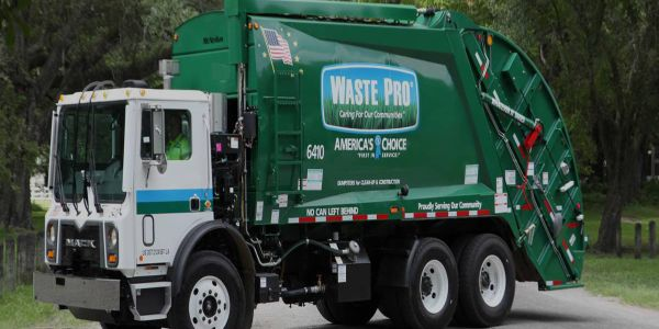 Waste Pro's crew spent six months and $51,000 to make repairs, install new parts, give a fresh...