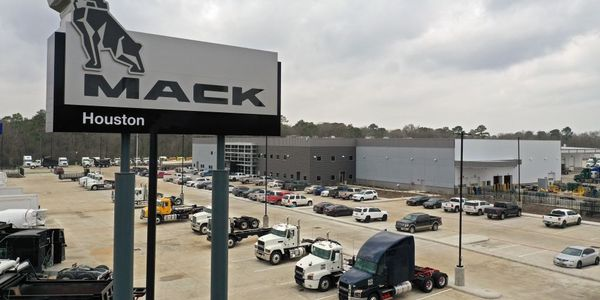 The new 120,000 square-foot facility rests on 23 acres at 12935 Crosby Freeway, north of U.S. 90.
