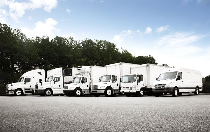 The Ryder Fleet Buy-Out program gives businesses who own truck fleets the opportunity to take advantage of the benefits of leasing with Ryder, including comprehensive preventive maintenance and 24/7 roadside assistance. - Photo: Ryder