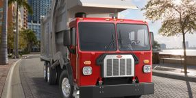 Peterbilt Launches Updated Vocational Models 567, 520