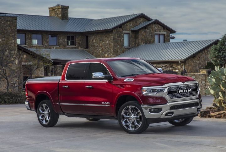 Ram 1500 was the first pickup to achieve the Top Safety Pick rating and marks back-to-back (2020 and 2021) Top Safety Pick status from IIHS, according to the automaker. - Photo: Ram Truck