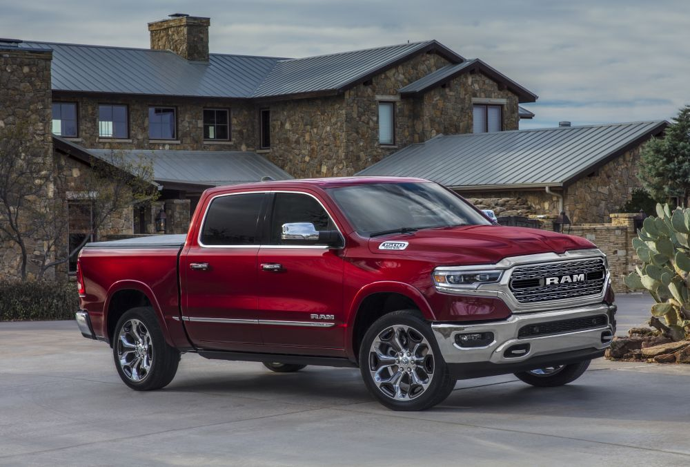Ram 1500 Earns 2021 IIHS Top Safety Pick Rating