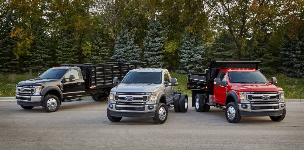 Ford F-600 Named 2021 Medium-Duty Truck of the Year