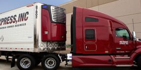 Tribe Builds Fleet with Carrier Transicold Refrigeration Units