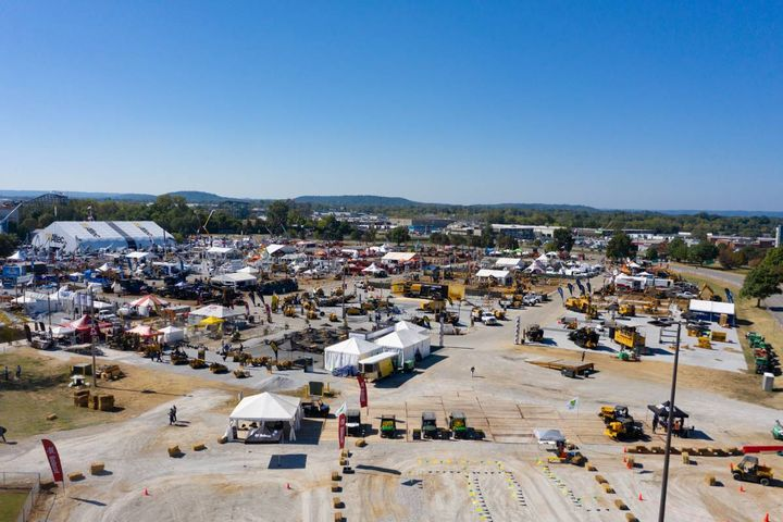 The Utility Expo is a trade event for utility professionals and construction contractors seeking comprehensive insights into the latest industry technologies, innovations, and trends. - Photo: The Utility Expo