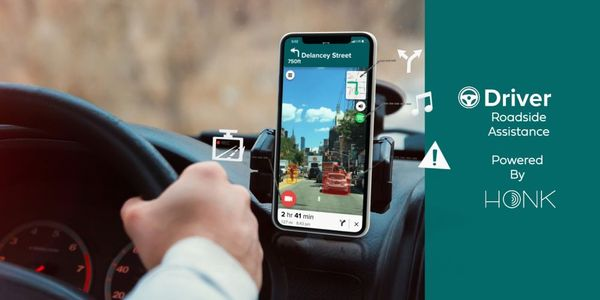 Using AI-based automotive technology, Driver enables users to record their trip, receive...