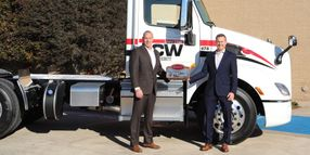 Peterbilt Delivers Model 579 with 250,000th Paccar MX Engine