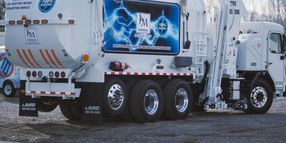 J&M Sanitation Deploys BYD Electric Refuse Trucks