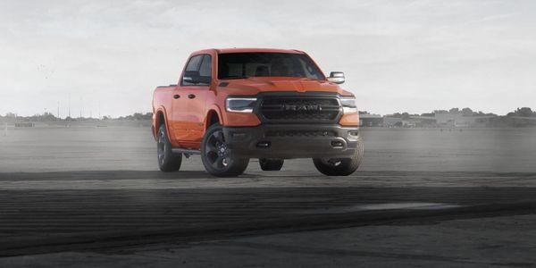 """Ram """"Built to Serve Edition"""" trucks feature other unique interior and exterior features that set..."""