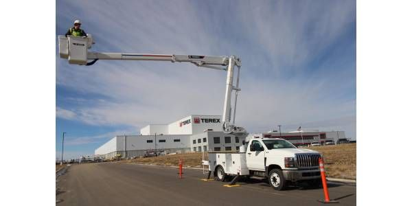Terex Utilities Highlights Four New Products at TechAdvantage Show