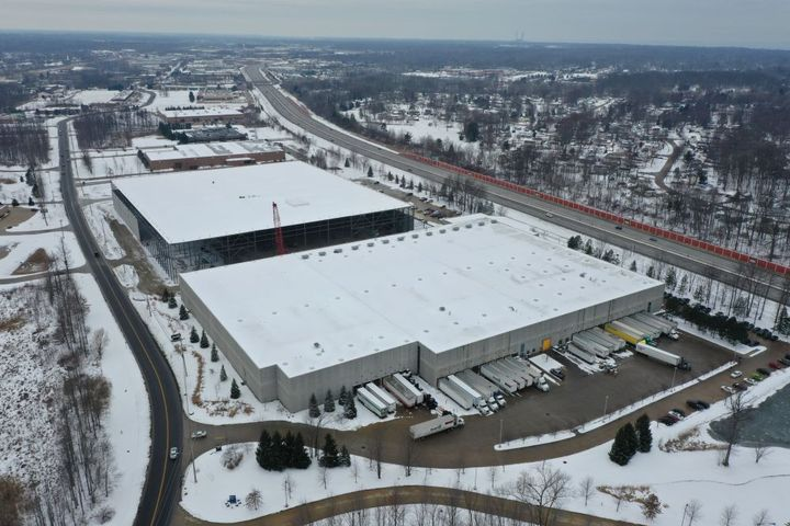 Over capacity for its current facility, Buyers Products has expanded its operations and is on track for completion by the end of 2021. - Photo: Buyers Products