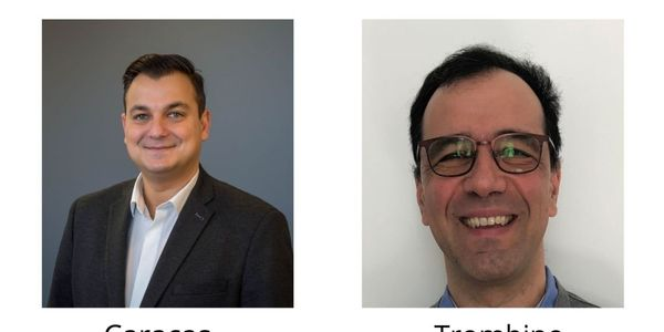 Catalin Caracas has been named VP of Operations and Human Resources and Joey Trombino joins...
