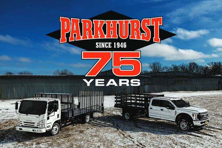 The company sells truck bodies across the United States through a network of truck equipment distributors and dealers serving a variety of industries and applications. - Photo: Parkhurst Manufacturing