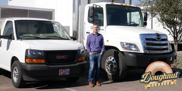 The Doughnut Peddler own all of its trucks and was looking for a way to protect its assets from...