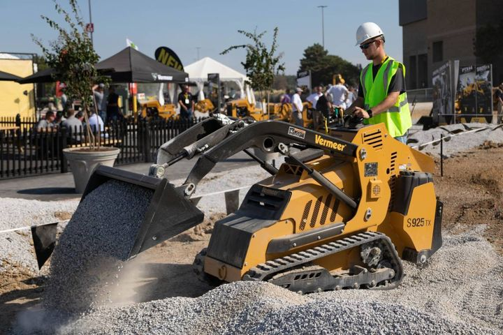 The event will have more outdoor space to showcase equipment in action. - Photo: Utility Expo