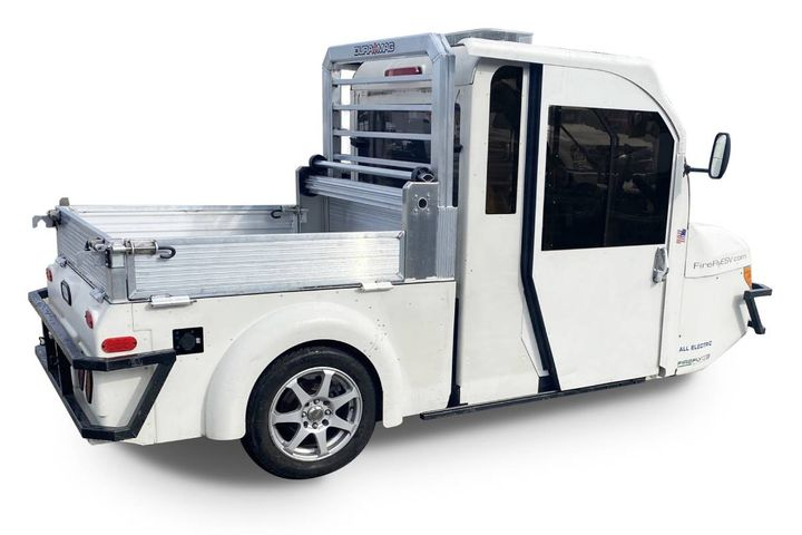 All-aluminum bodies will be built and available as an upfit solution for all-electric utility vehicles at DuraMag's Waterville, Maine, facility, as Shyft expands into electric vehicle upfit. - Photo: DuraMag