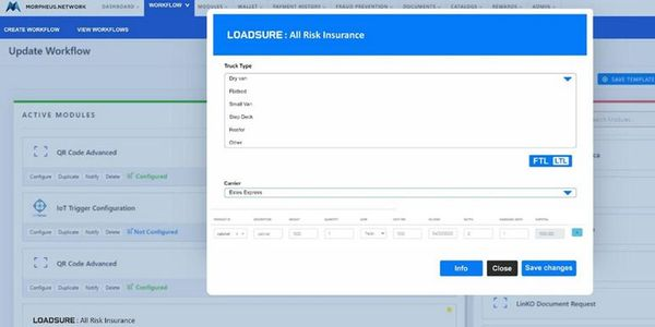 Powered by AI, predictive analytics, and automation, Loadsure's end-to-end digital platform...