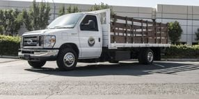 Phoenix Motorcars All-Electric Work Trucks