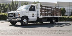 Phoenix Motorcars All-Electric Work Trucks