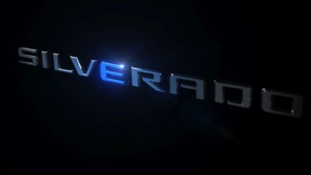 GM Confirms Electric Chevrolet Silverado