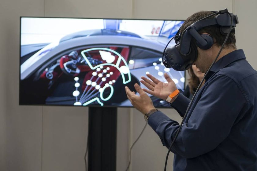 Virtual reality (VR) and augmented reality (AR) allow employees to prepare for hazardous jobs...