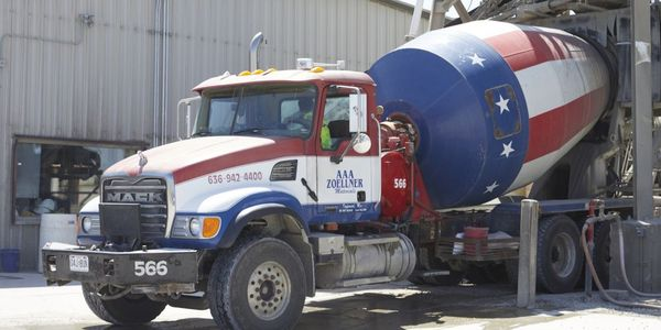 AAA Zoellner Materials recently followed up with an order for four model year 2022 Mack Granite...