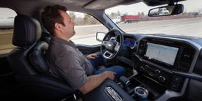 Ford to Offer Hands-Free Driving on 2021 F-150