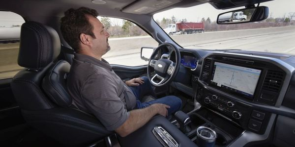 The system will be offered via over-the-air software updates on 2021 F-150 models equipped with...