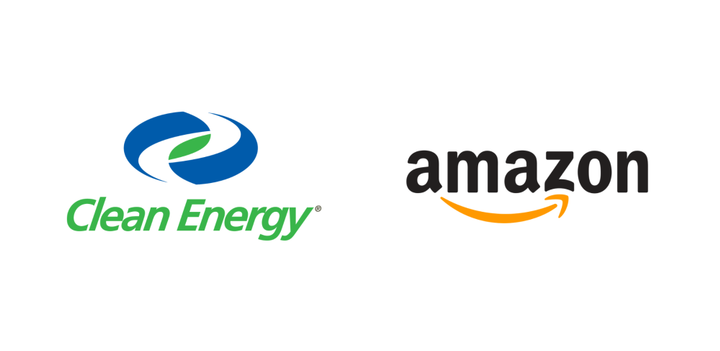 Amazon is looking toward cleaner energy for its delivery fleet. - Photo: Clean Energy