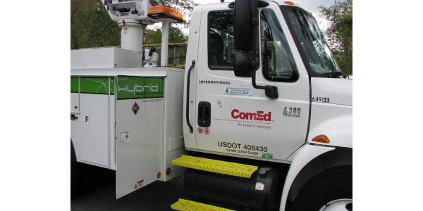 ComEd Green Fleet Recognized by Chicago Area Clean Cities