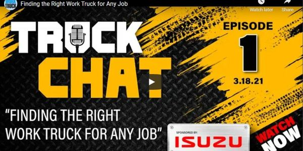 The first video in the Truck Chat series shared details on how to find the right truck for any...