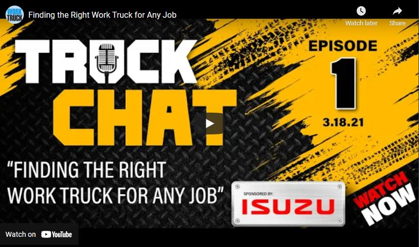 Work Truck Launches Video Interview Series