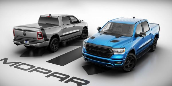 Only 250 Mopar '21 Ram 1500 units will be assembled, 210 for the United States.