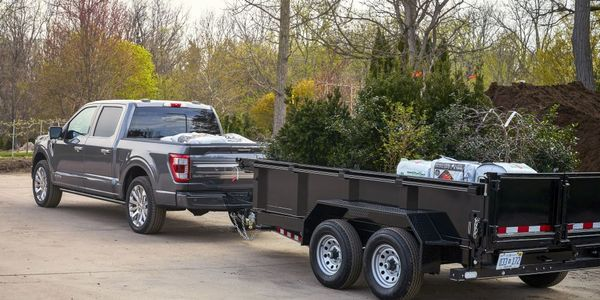 Class-exclusive Smart Hitch is designed to help customers easily load trailers and better...