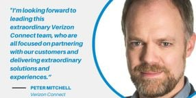 Verizon Connect Names New General Manager