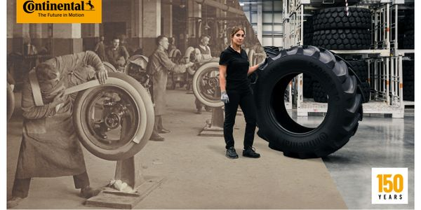 The company has come a long way in 150 years from making hoof buffers and solid tires for...