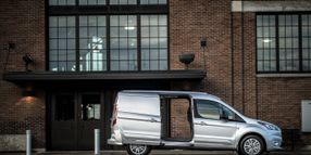 Ford Recalls Transit Connect for Shifting Issues