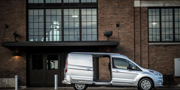 The 2019-MY Ford Transit (pictured) is among the vehicles noted in Ford's recent recall.