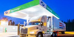 Clean Energy Fuels Announces New RNG Contracts