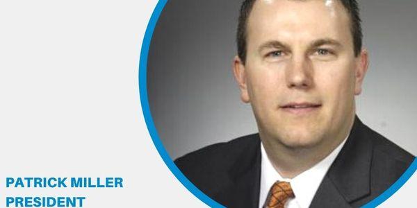 Patrick Miller was named president of Dejana Truck & Utility Equipment.