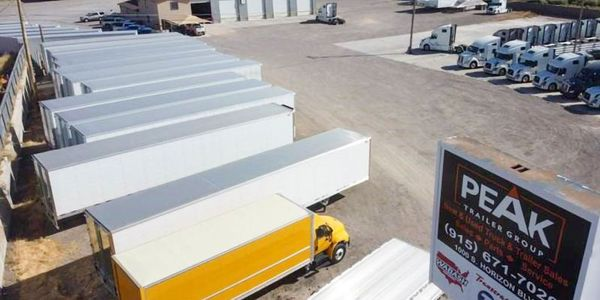Theadditional product lines enable Peak Trailer Group to offer customers a full line of products.