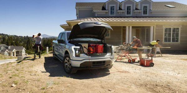 Under the hood is the Mega Power Frunk -a spacious, high-tech cargo area complete with four...