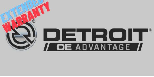 Detroit OE Advantage provides comprehensive coverage, similar to other Detroit extended...