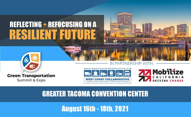Green Transportation Summit & Expo In-Person