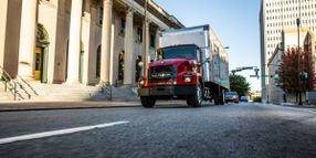 Mack Offers Special Financing for New MD Series Models