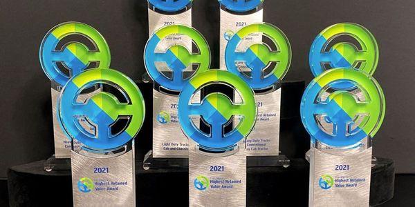 The prestigious Price Digests HRVA awards were presented in nine categories honoring Class 3-8...