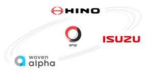 Woven Alpha, Isuzu, and Hino Explore Automated Mapping Platform