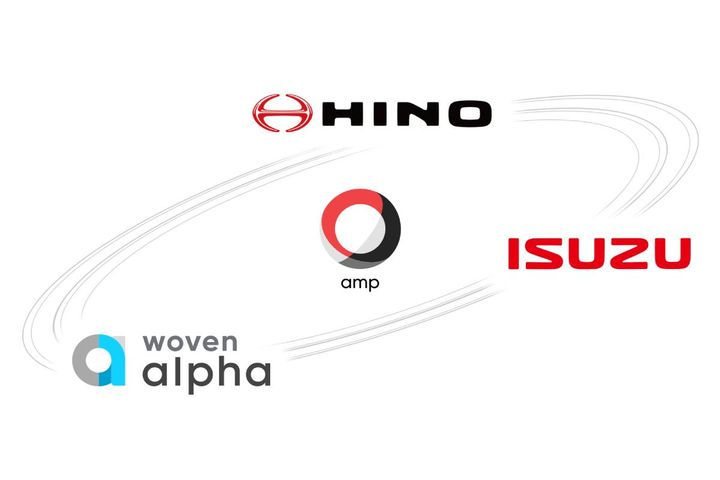 Woven Alpha's Automated Mapping Platform promotes safer automated driving through HD maps using vehicle fleet data and satellite imagery, piquing the interest of Isuzu and Hino. - Photo: Woven Alpha