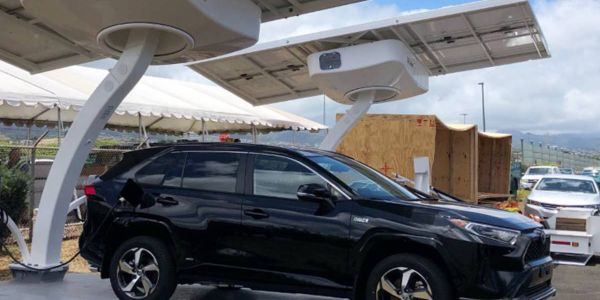 Each charging system includes an emergency power panel that can provide power to utility...