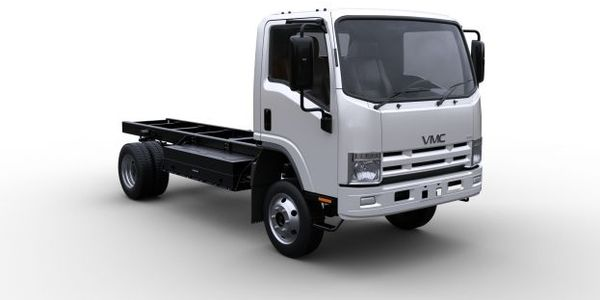 The all-new Vicinity 1200 fully electric Class 3 Truck.